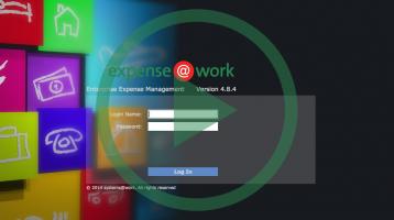 expense@work Videos