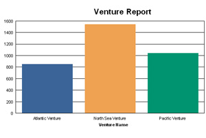 Hours By Venture Sample Report